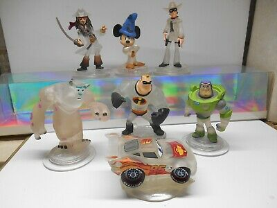Disney Infinity 1.0 Figures Complete Your Set Choose Free Shipping $6 Minimum
