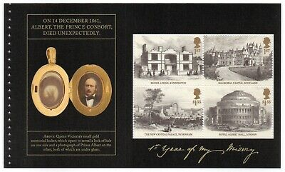 "Prestige Booklet Pane From ""Queen Victoria Bicentenary"" Commemoratives Mnh #1"