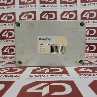 NHP NLP191209 Enclosure Terminal Box N-Line Plastic IP65 Grey
