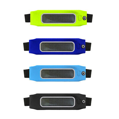Waterproof LED Sports Waist Bag , USB Rechargeable , Running, Walking Pouch