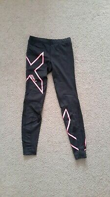 Girls 2XU Compression Tights Size S