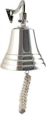 Last Orders Wall Mounted Chrome Silver Door Bell Ships