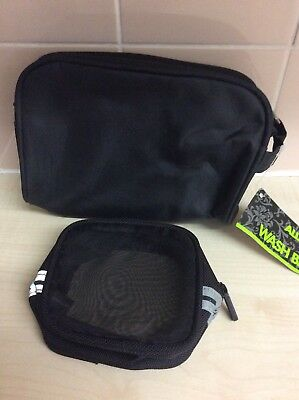 Mens Wash Bags X 2 Alura And lynx