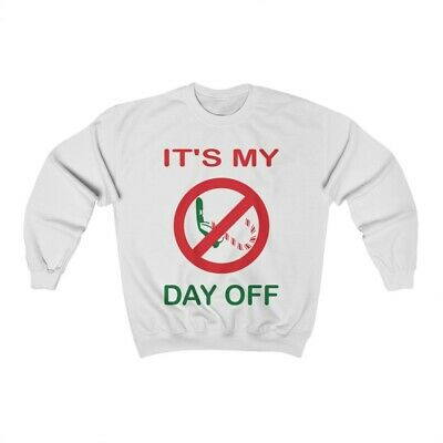 It's My Candy Licking Day Off naughty Christmas Sweatshirt
