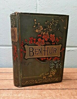 1898 Ben-Hur by Lew Wallace B1