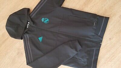 ADIDAS * Real Madrid Trainingsjacke Jacke Gr. 152 * COOL