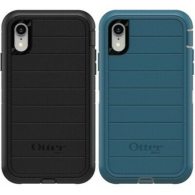 New Authentic OtterBox Defender PRO Series For iPhone XR Case (No Clip)