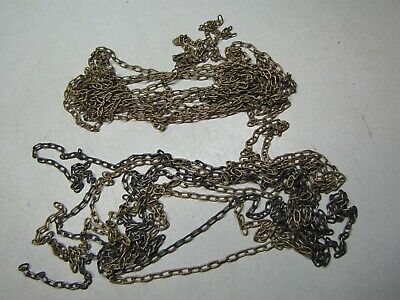 6.5 Metres of Old Cuckoo Clock Chain