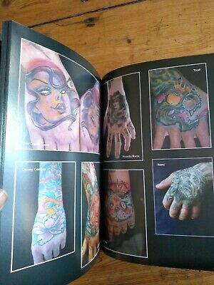 Tattoo Handbook 2 - Dimitri HK, Steph D, Beni San and Many Many More