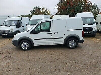 2010/10 ford transit connect swb