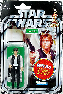 "Han Solo ""A New Hope"" Star Wars Kenner The Retro Collection 2019 Von Hasbro"