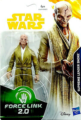 "Star Wars ""Solo: A Star Wars Story"" Collection Supreme Leader Snoke Von Hasbro"