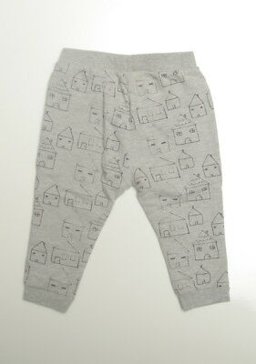 Zara lookbook Autumn fashion collection BABY Girls TROUSERS  Home PRINT Cotton