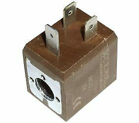 Solenoid Valve coil for Coffee Espresso Machine Maker 6-9W 230V with hole 10mm
