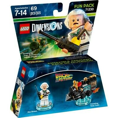 Lego Dimensions 71230 Back To The Future Brand New