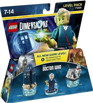 Lego Dimensions Doctor Who 71204 NEW