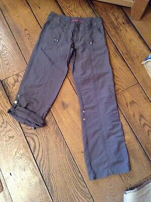 Girls New Look Cargo Trousers Age 13 Not Had Much Wear