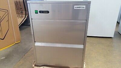 Commercial ice machine - Eurotag brand - Easy to transport