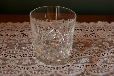 """Waterford Crystal Lismore Old Fashioned Tumbler Glass 3 3/8"""""""