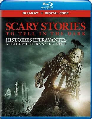 Scary Stories to Tell in the Dark ( Blu-ray/Digital ) with Slipcover