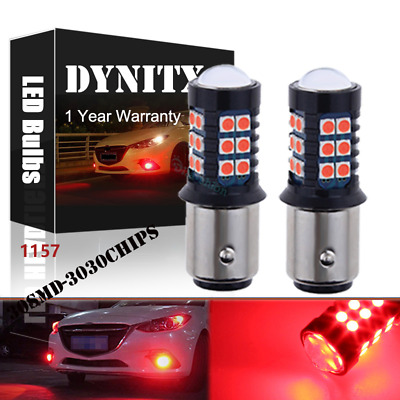 FORD FOCUS MK1 1.6 380 P21//5W 19-LED STOP//BRAKE /&TAIL BULBS UPGRADE LIGHTS