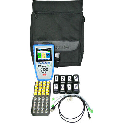CP400KIT PLATINUM TOOLS T3 Cable Prowler Tester Cable Network PoE Tdr Tester