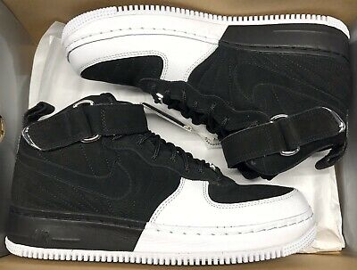 NIKE AIR FORCE 1 Jordan Fusion AJF 12 AJF12 XII Black White