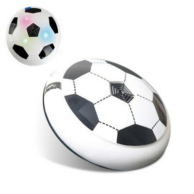 Indoor Toy Gift Led Soccer Floating Foam Football Kids Electric Hover Ball N_UK