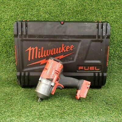 Milwaukee M18FHIWF M18 one Cordless Impact Wrench . FREE P&P '1916
