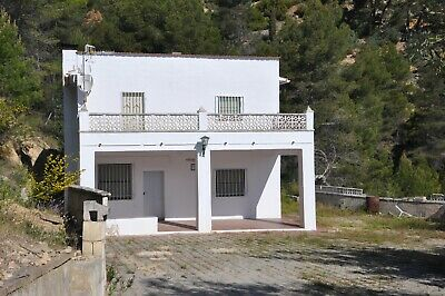 4bed, country house, plot 7500m2 in Cocentaina, Alicante, Spain, Costa Blanca.