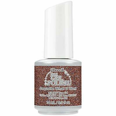 IBD Pure LED & UV Just Gel Polish - Coquette What U Want (69150) 14ml