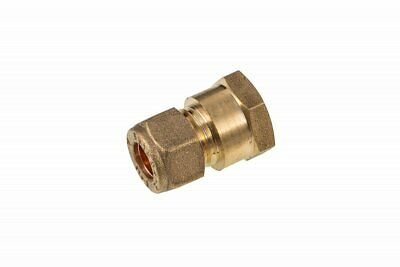 Comap 72116 22mm x 15mm Solder Ring Reduced Coupling Plumbing Fitting
