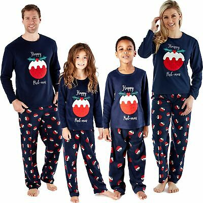 Family Matching Christmas Adults/Kids Pyjamas Mens/Ladies/Boys/Girls Pyjama PJs