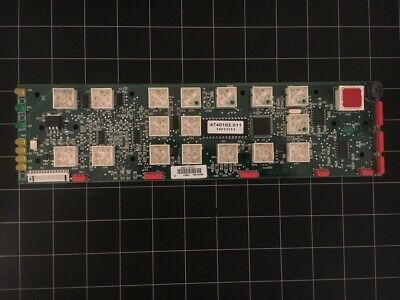 Hill-Rom 4735701P TotalCare, Right Side, Caregiver Control Module PCB Assembly