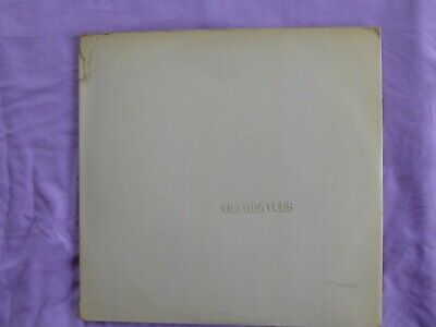 THE BEATLES -THE WHITE ALBUM-STEREO TOP OPENER-No.0043224-(NO INSERTS)-UK APPLE