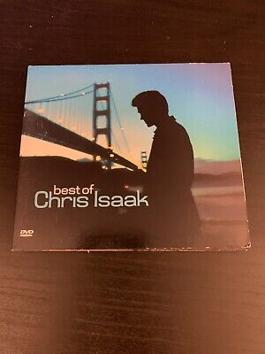 Chris Isaak - Best of Chris Isaak [CD + DVD] - Chris Isaak CD I6VG The Fast Free