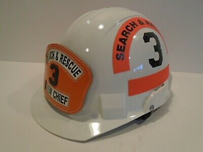 Bullard Advent A1-A2 Helmet - Search & Rescue, Forest Fire, EMS Hard Hat