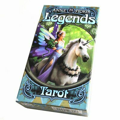 Legends Tarot Deck Cards Future Fate Indicator Forecasting Collection Gifts