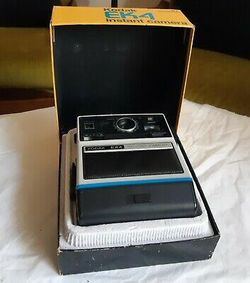 Kodak EK4 Instant Camera with Original Box