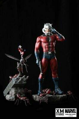 XM Studios Ant-Man Statue. AS NEW.