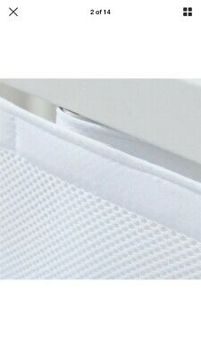 Breathable Cot Bumper And Mosquitoes Net