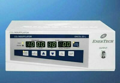 Digital System CO2 INSUFFLATOR ENCO 2 20L  MACHINE Feather Touch Keaboard ds