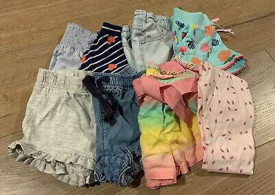 Girls Size 1 Bulk Summer Shorts Country Road Sprout Target Brands