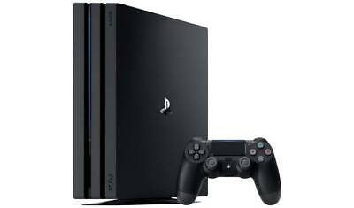 Sony PlayStation 4 PS4 Pro 1TB Gaming Console No Controllers 6 MONTH WARRANTY