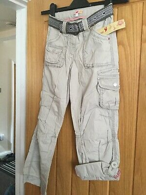 M&S Girls Trousers Age 9