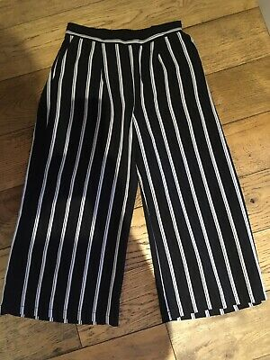 Girls New Look Trousers Age 10-11 VGC