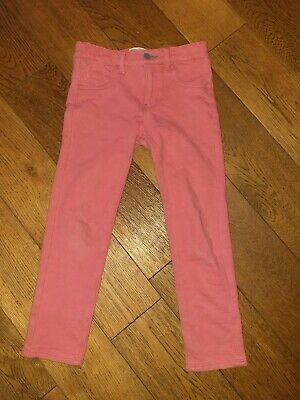Fat Face Pink Trousers Age 7
