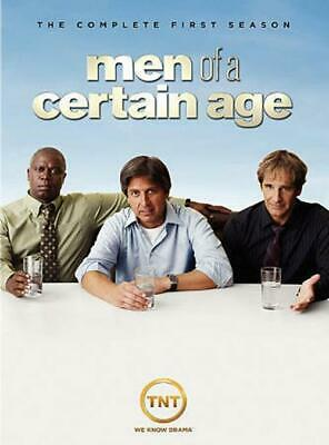 MEN OF A CERTAIN AGE: The Complete First Season DVD Boxed Set, 2010 BRAND  NEW