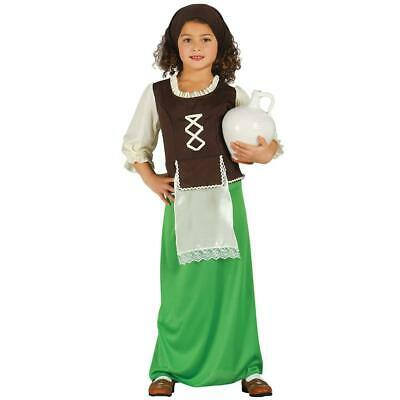 Child Innkeeper's Wife Nativity Christmas Play Fancy Dress Costume