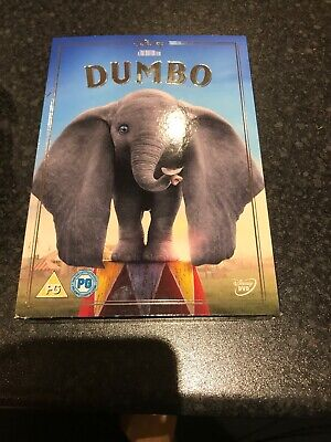 Dumbo (DVD, 2019) Brand New In Packaging